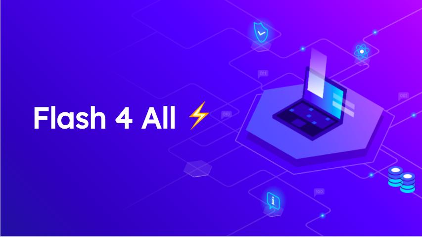 Flash 4 All ⚡ showcase