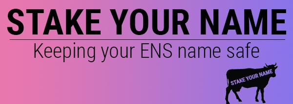Stake Your Name showcase
