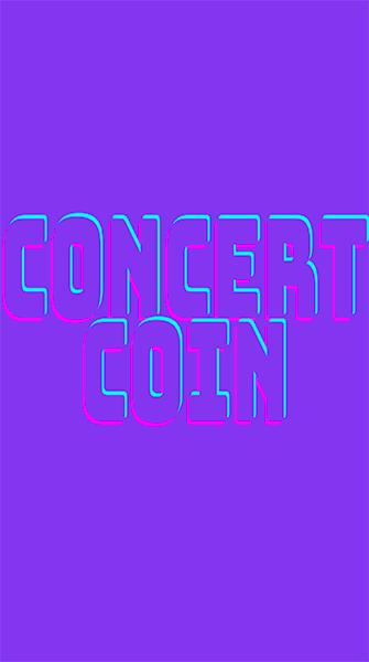 ConcertCoin showcase