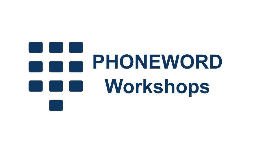 PHONEWORD Workshops