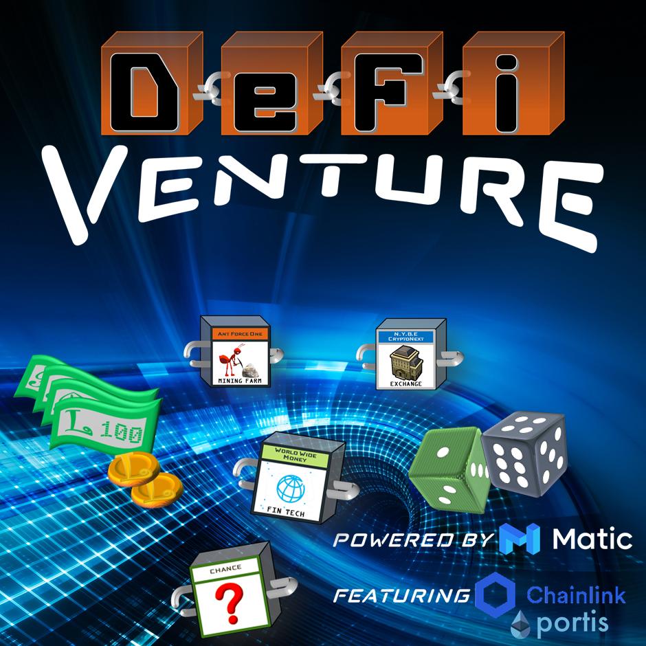 DeFiPoLy (renamed DeFi-Venture)