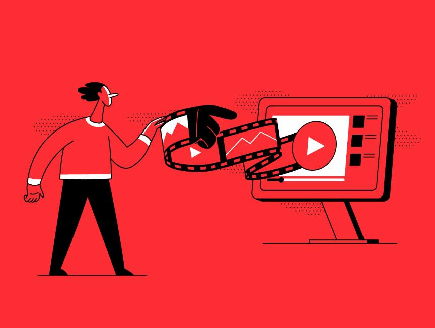 YouTube NFT Drop showcase