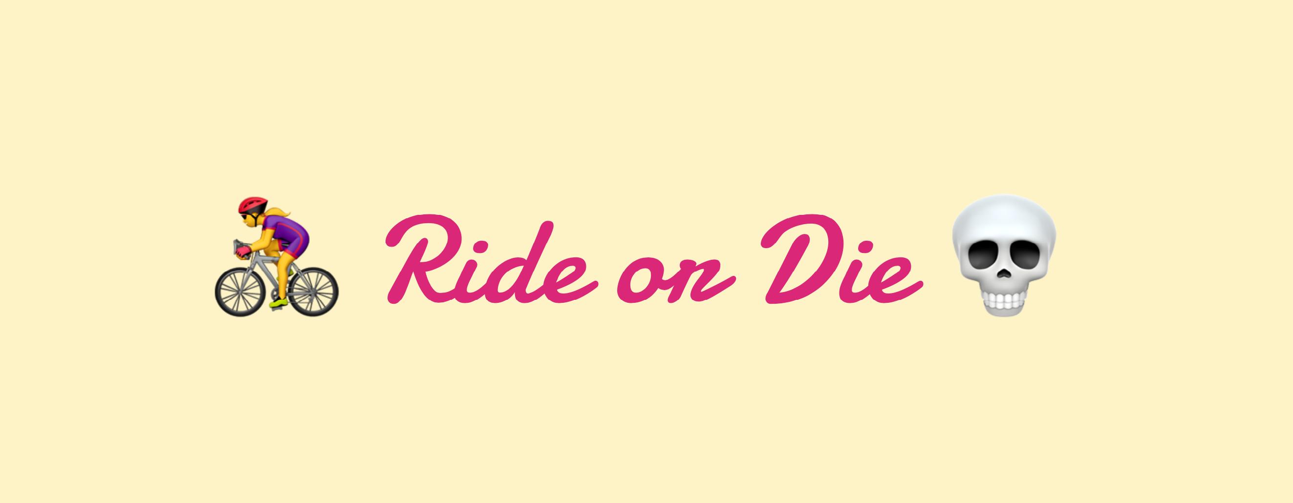 Ride or Die showcase