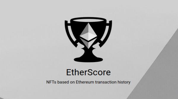 EtherScore showcase