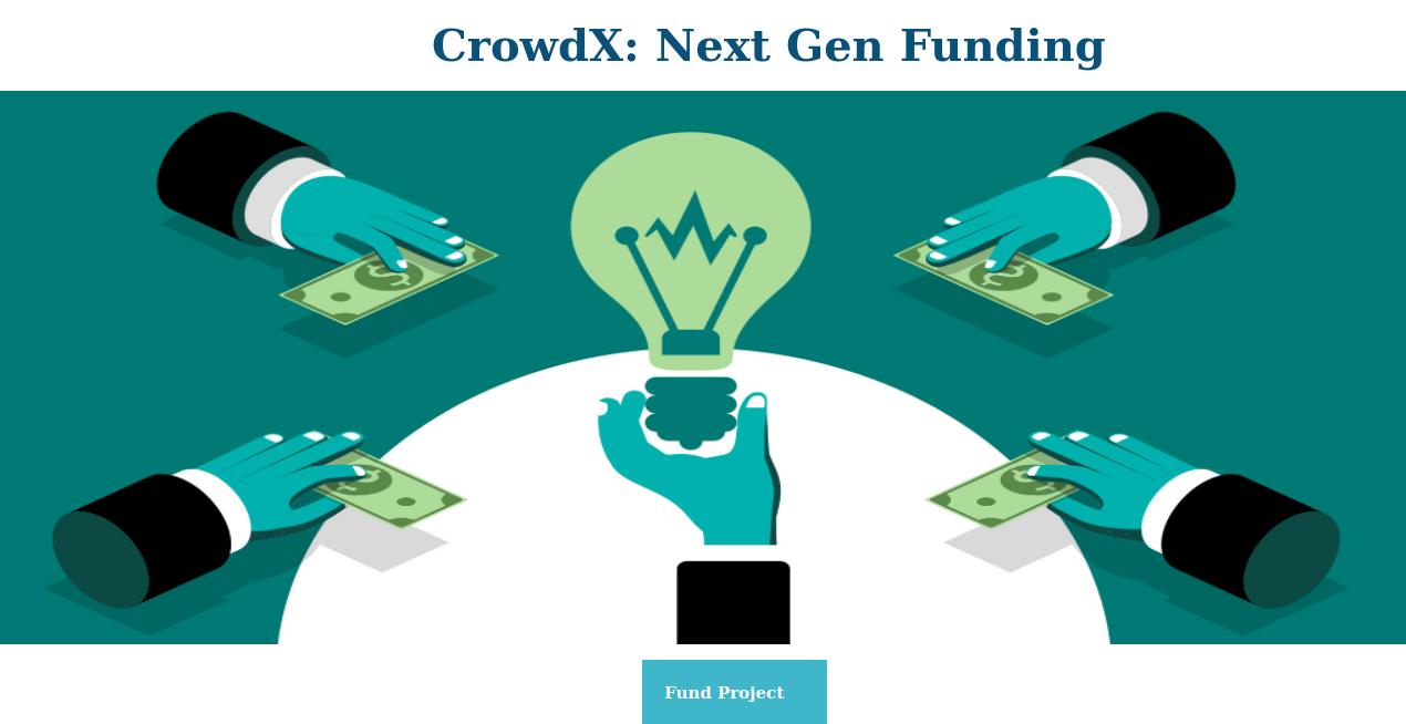 CrowdX showcase