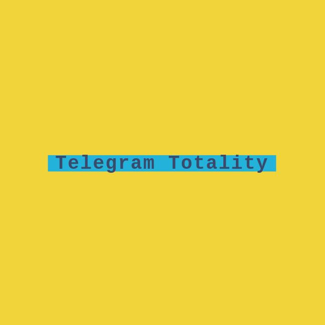 Telegram Totality showcase