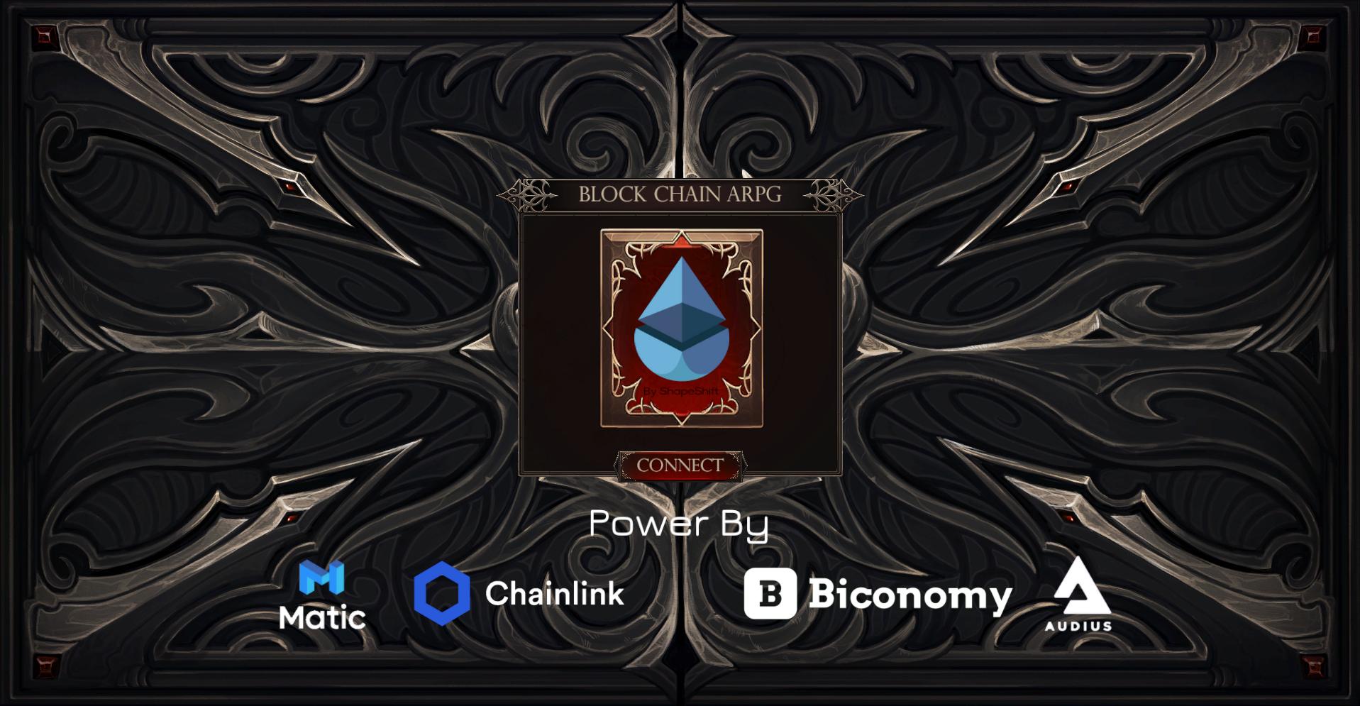 BlockChainARPG showcase